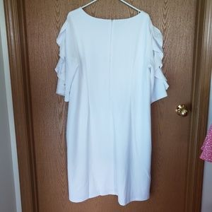 Cato Dresses - Cato White Formal Dress NWT